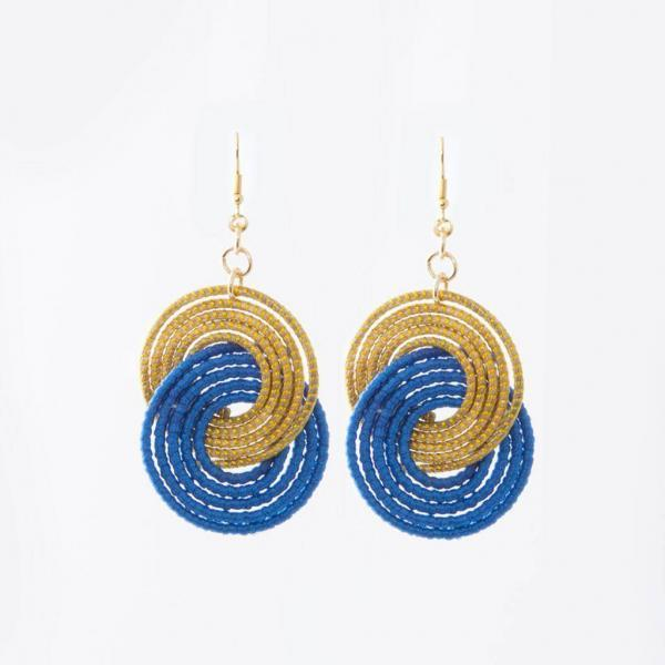 Raphaèl orecchini blu