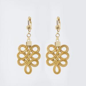 Ifà orecchino oro