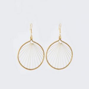 Obà earrings sunbeams