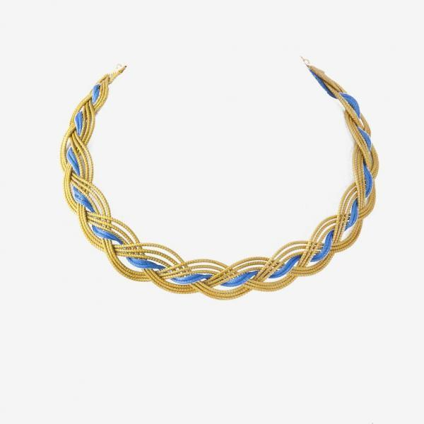 Raphael collana blu