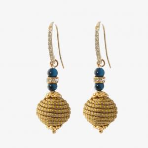 Urièlle orecchini turchese