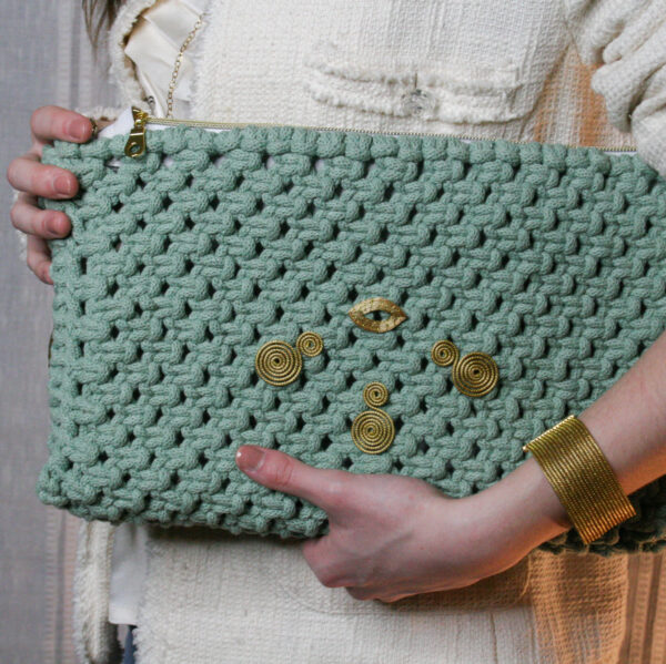 Desert Bag Corallo Verde